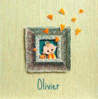 Portretje Olivier