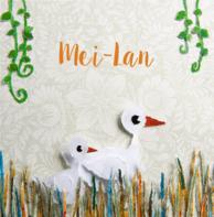 Eendjes in het riet Mei-Lan