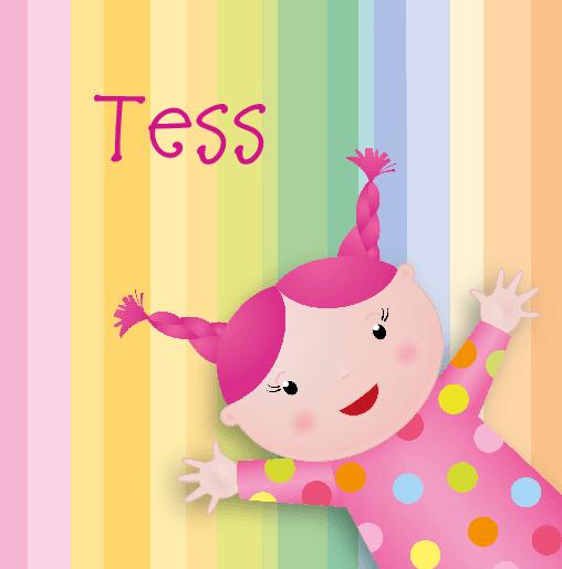 voorkant Hello baby girl Tess