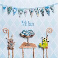Beschuit met muisjes Milan