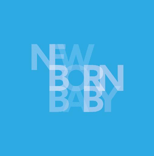 voorkant Baby Boy blauw Max