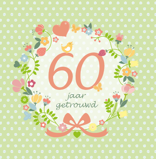 Felicitaties 40 Jaar Huwelijk