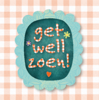 Beterschap get well zoen
