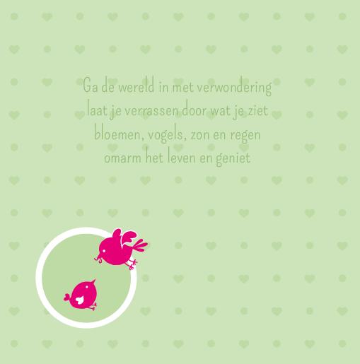 binnenkant links Vogeltjes roze Yasmijn